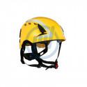 3M Schutzhelm SecureFit, reflektierend, gelb