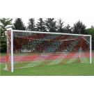 Fußball Tornetze A11 PP 4 mm, Linea Oro bicolor