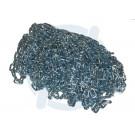 kurzgliedrige NIRO-Kette, 5x18,5 mm