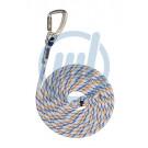 Seil für Mitlaufendes Auffanggerät Kobra, L: 15 m