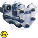 Handfahrwerk HD3N-H, 500 kg, EX, 55 - 102 mm