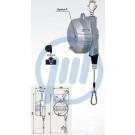 Balancer 9356F, 10,0-14,0 kg, 2,0m/m. Arretierung