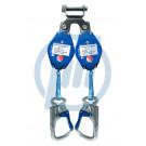 Y-Höhensicherungsgerät HWB 1,8 DW, L:1,8m, GB